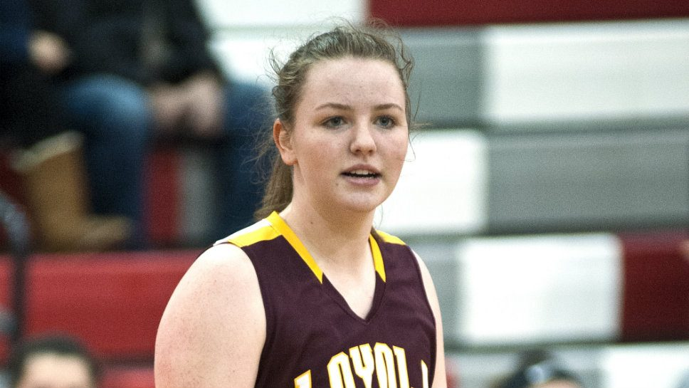 On the Hardwood: Loyola Academy Girls