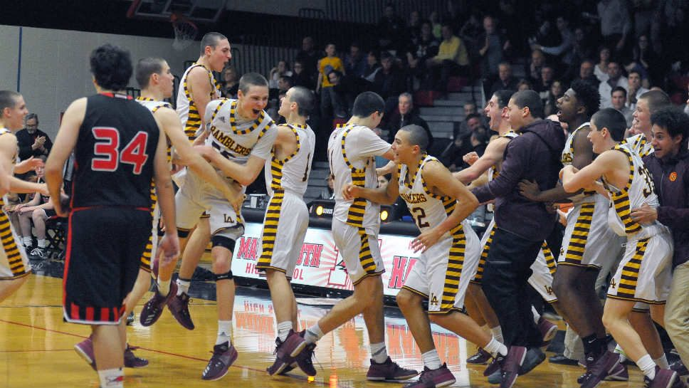 No doubt about it: Ramblers capture regional crown