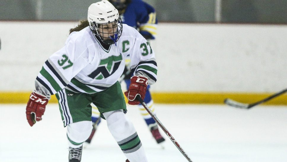 McNerney's passion plays well on and off ice