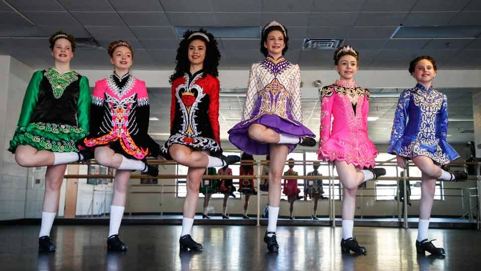 March is Madness for Irish Dancers