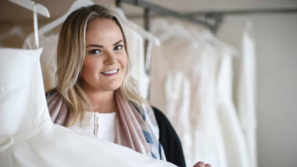 Bridal Store Owner Says 'I Do' To …