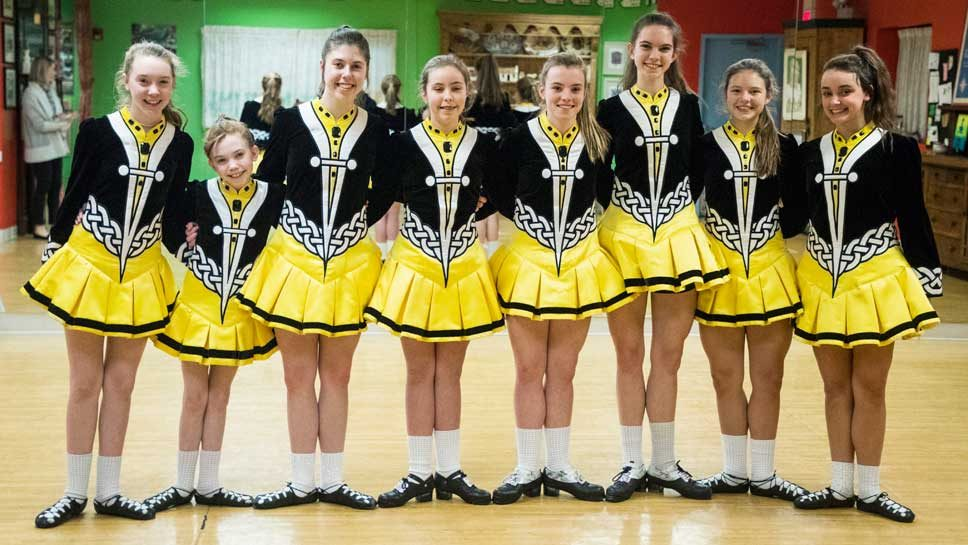 The Luck of the Irish Dancers