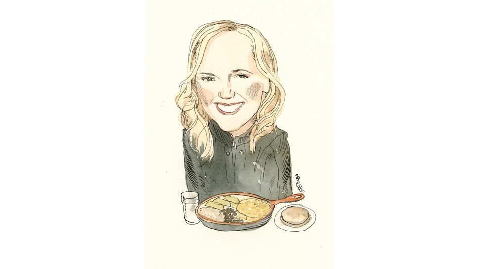 Sunday Breakfast with Stephanie Rogers