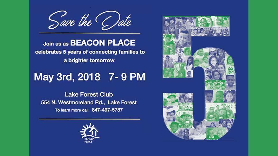 Save the Date: Beacon Place Event