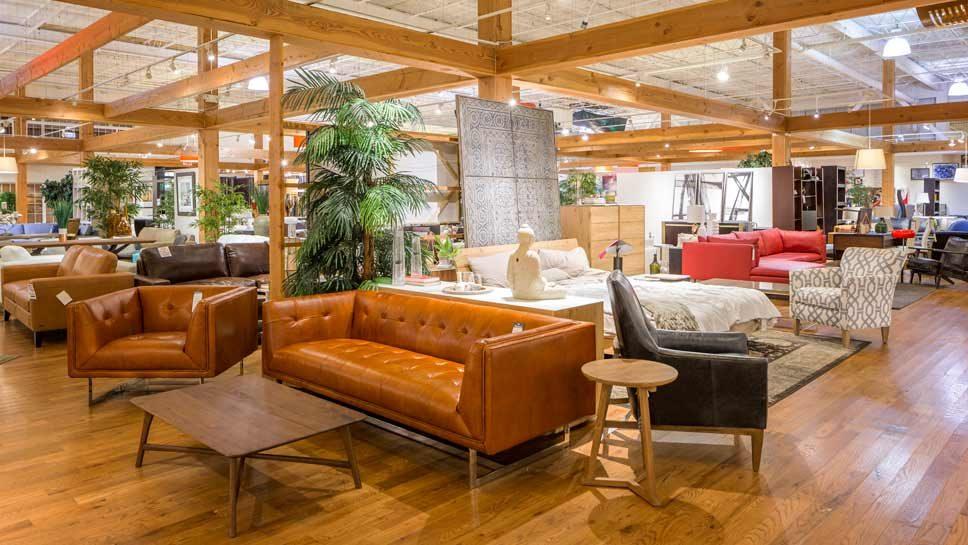 Domicile Carves Solid Niche in Furniture Retail