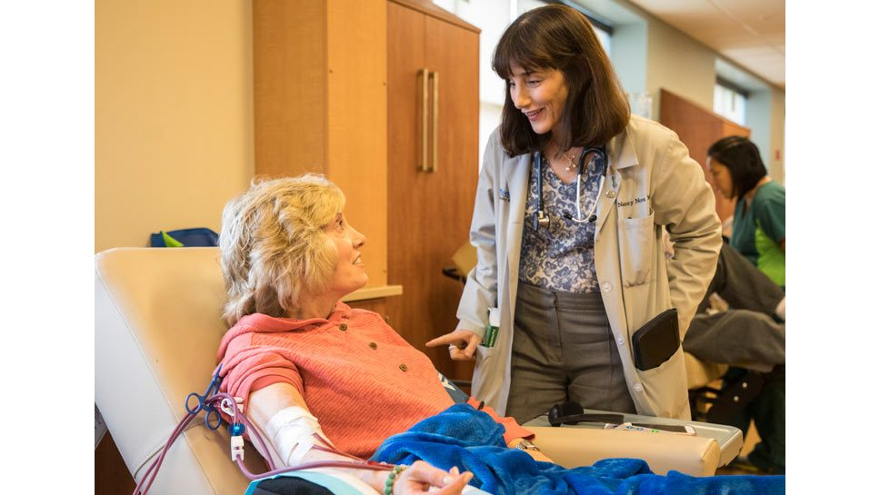 Ultimate Gift: Kidney Doctor Donates Kidney
