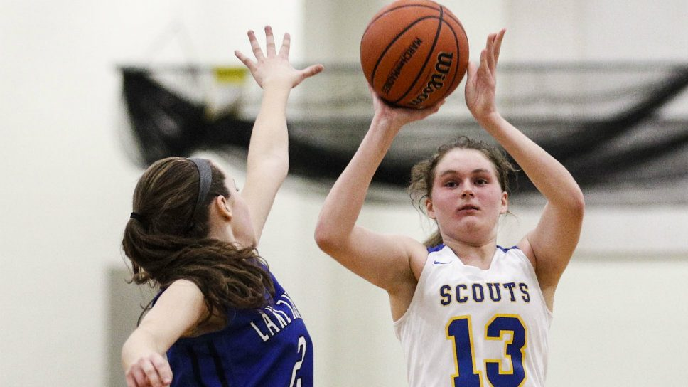 On the Hardwood: Lake Forest Girls