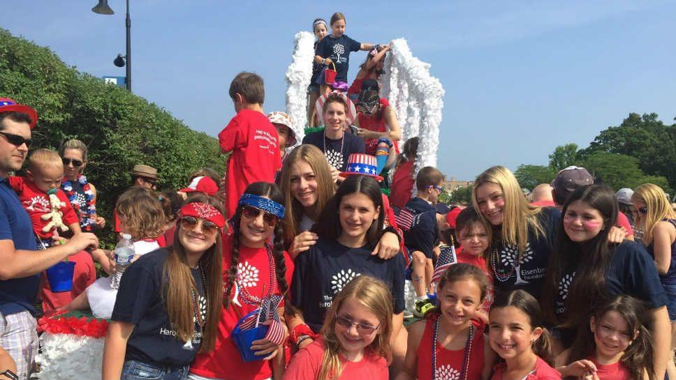 Kids Help Kids at Curenival for GI Cancer