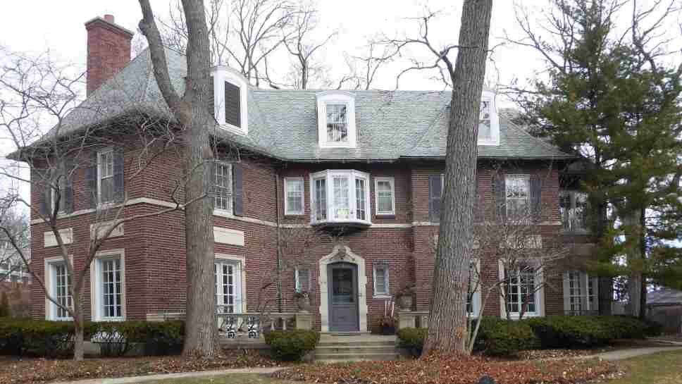 Wilmette Housewalk: This New Old House
