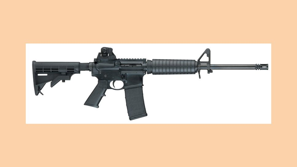 Deerfield Joins HP in Banning Assault Weapons