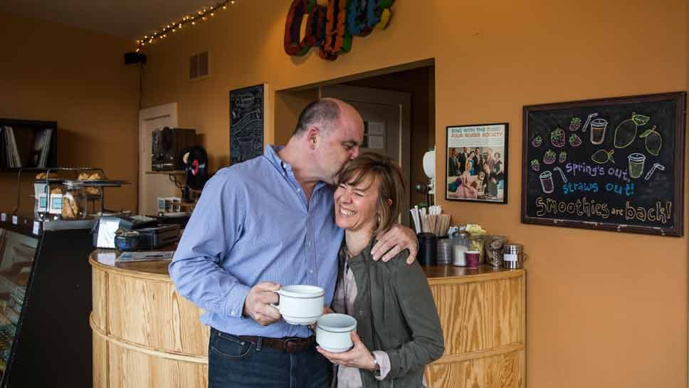 Wilmette Coffeehouse is Alchemy Attraction