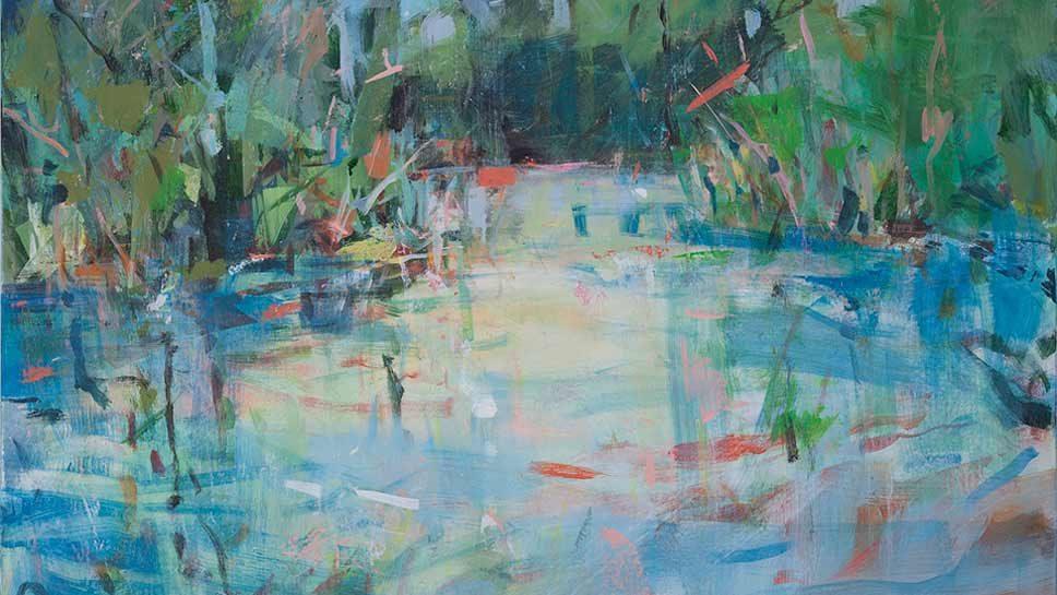 Vivid Art Gallery Presents Work of New Artists