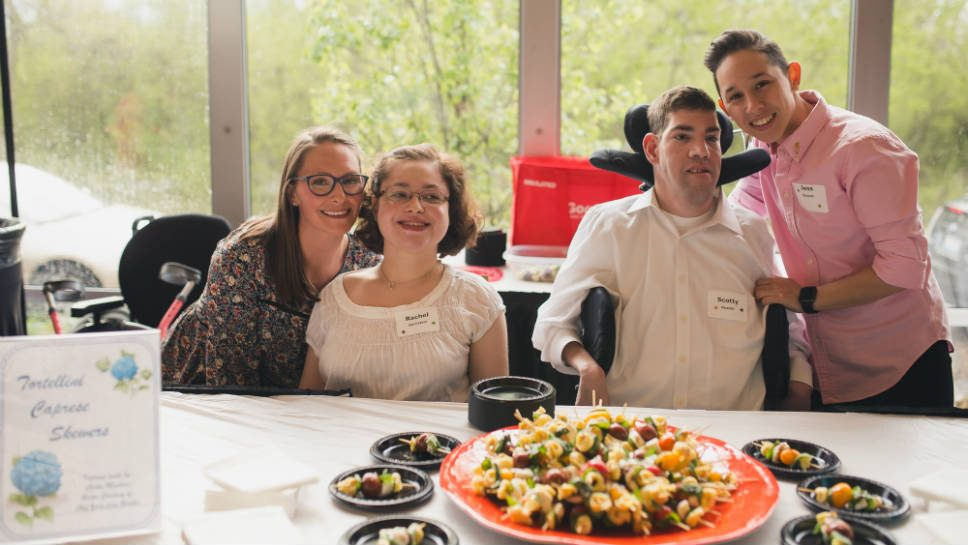 Chef's Night Stirs Up Food & Funds