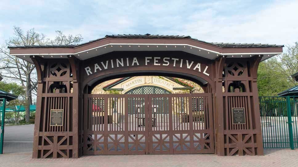 Options Abound At Ravinia's Dining Pavilion
