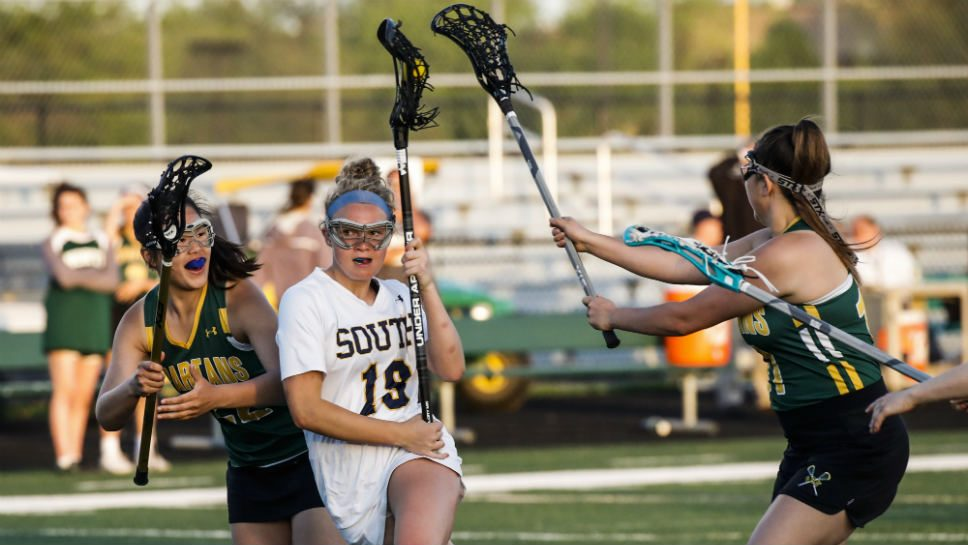 Bireley plays lacrosse with passion, excellence