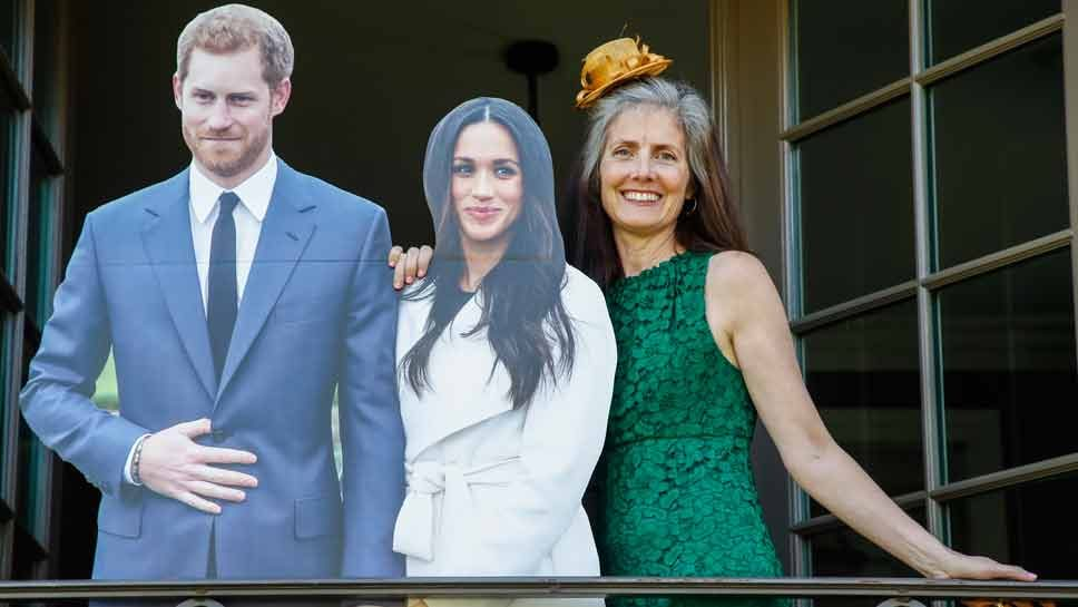 Cut It Out: Royal Wedding Parties