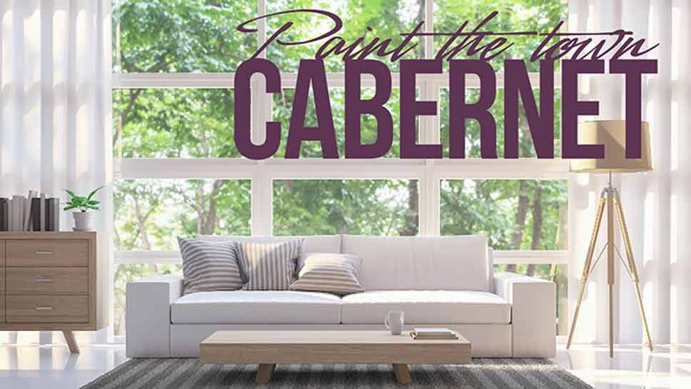 'Paint the Town Cabernet' Open House …