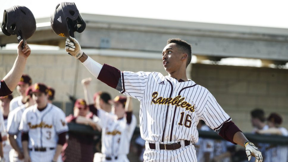 Loyola's Torain terrific in leadoff role