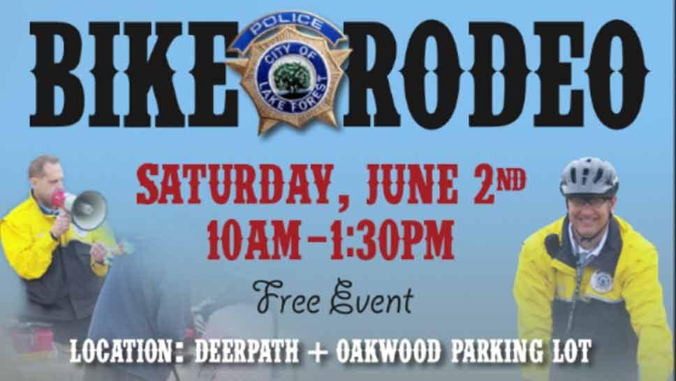 LFPD Plans Bike Rodeo