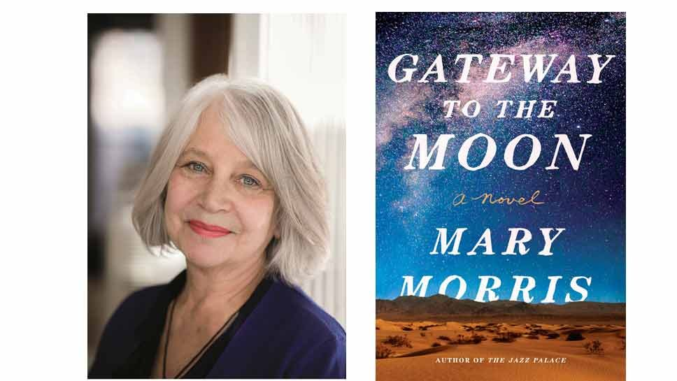 Mary Morris: To the Moon and Back Home