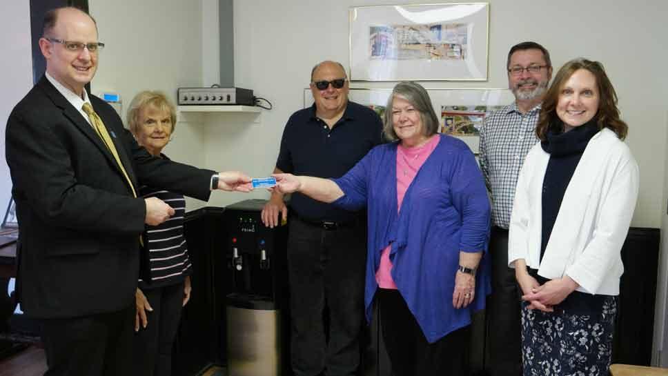 NSBAR Backs Northbrook Historical Society