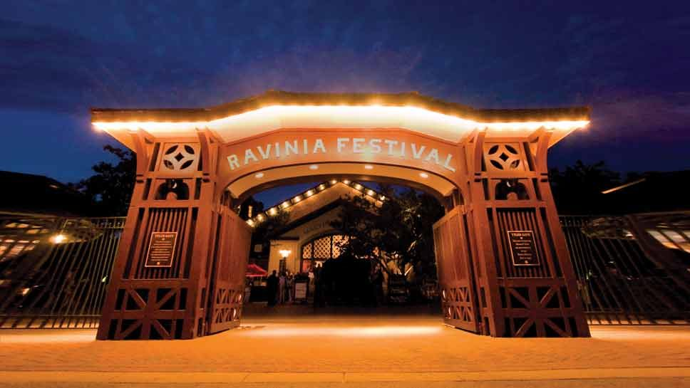 Highlights from the Ravinia Festival