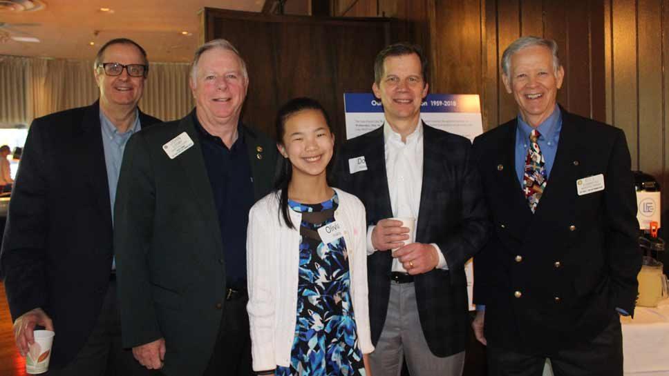 LF-LB Rotary Club Honors 157 Students