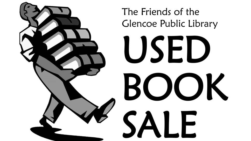 Glencoe Library Friends Host Book Sale