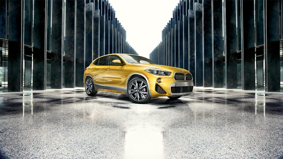 BMW X2 To Lead LB Criterium
