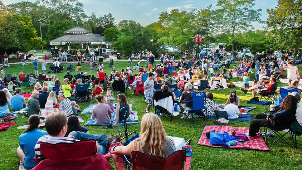 Freebie: Summer Concerts in Glenview