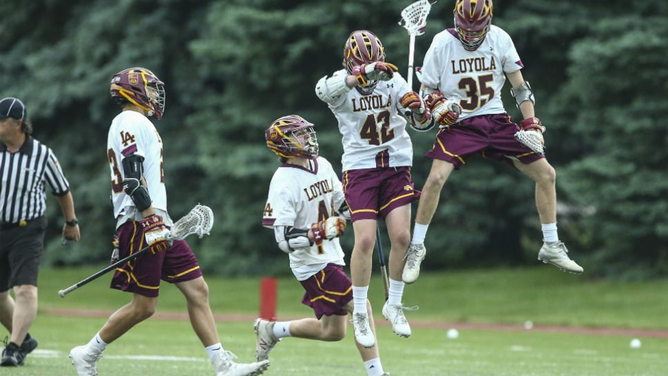 Taylor, Ramblers claim boys lacrosse state title