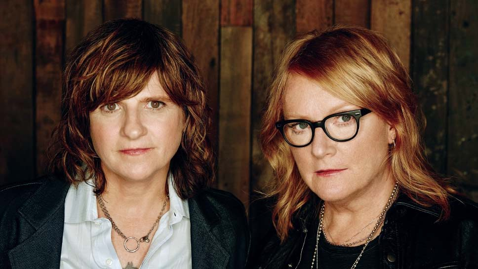Indigo Girls Coming to Evanston