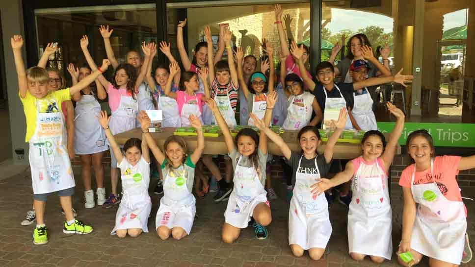 Cooking School Offers Camp with a Cause