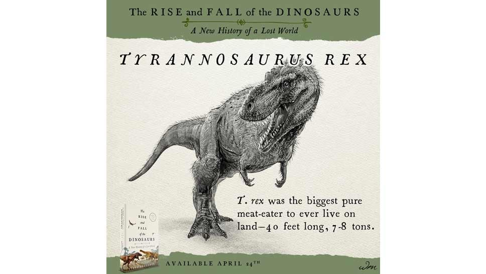 Event: Rise and Fall of the Dinosaurs