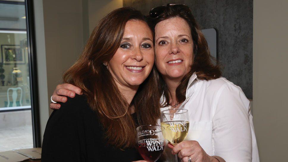Winnetka's East Elm Wine Walk Kick-off Party
