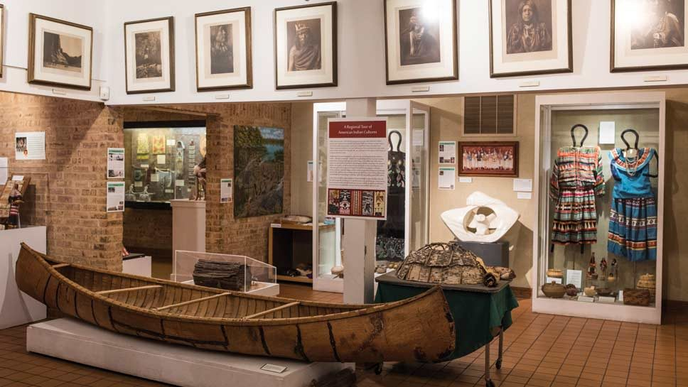 Many a Museum: North Shore Residents Relish …