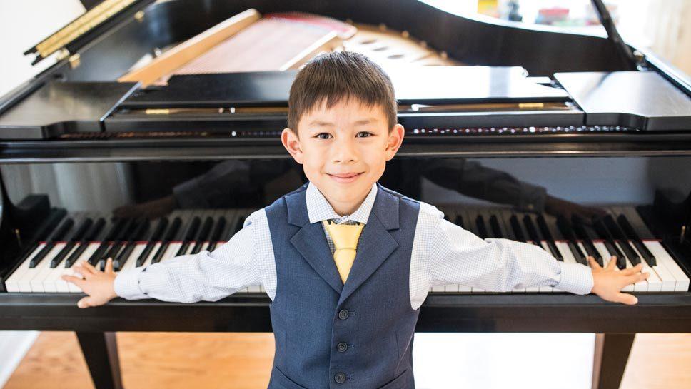 Grand Piano Boy