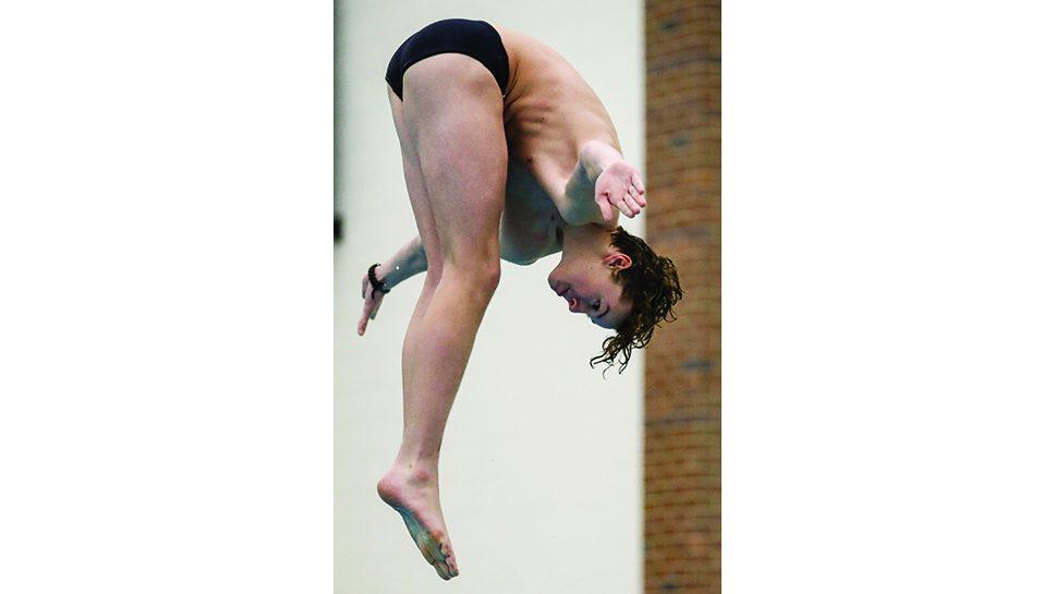 Daring to Go: Diver John Ervin