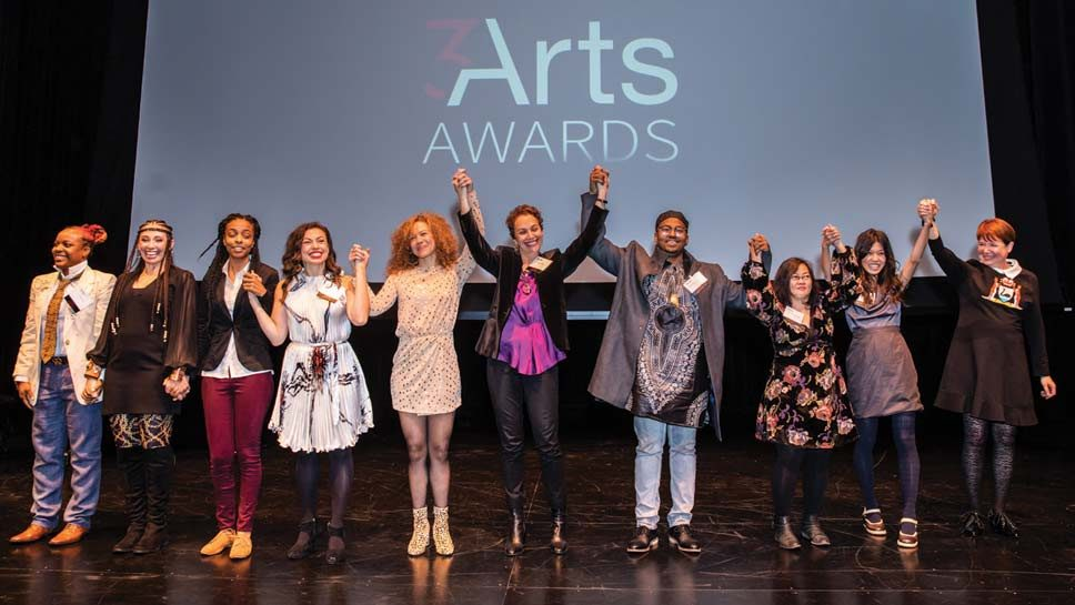 11th Annual 3Arts Awards
