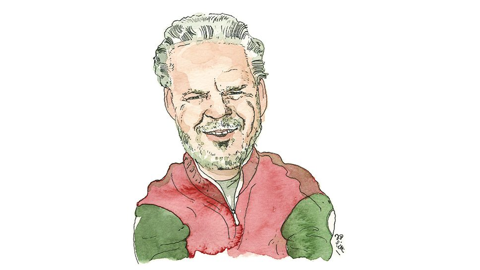 Sunday Breakfast: Rick Sweitzer