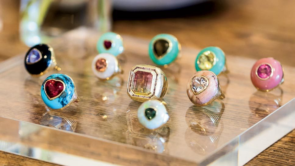 Brent Neale & Retrouvaí Fine Jewelry Trunk …