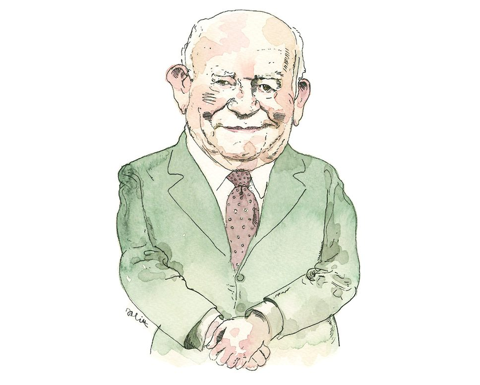 Sunday Breakfast: Ed Asner