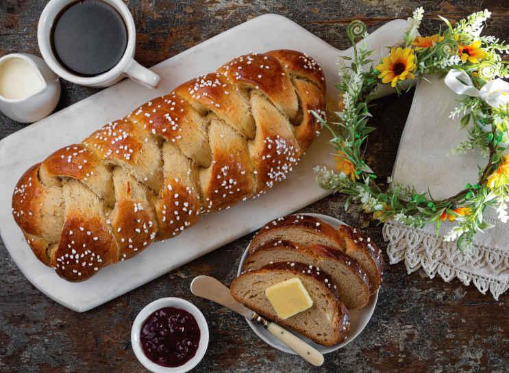 Swedish Day Cardamom Bread