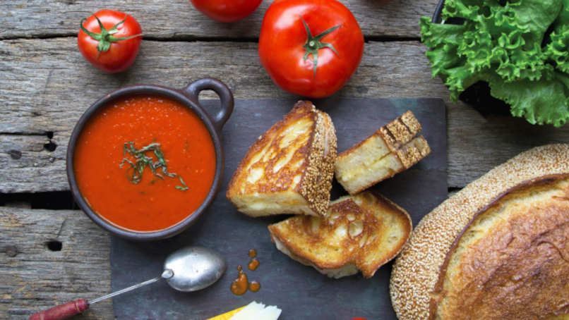 Best Homemade Tomato Soup
