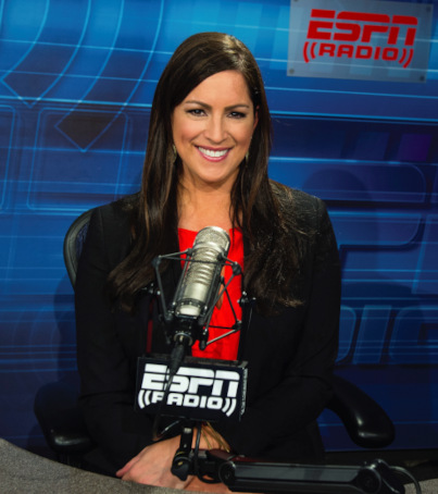 Live From Chicago It's . . . Sarah Spain!